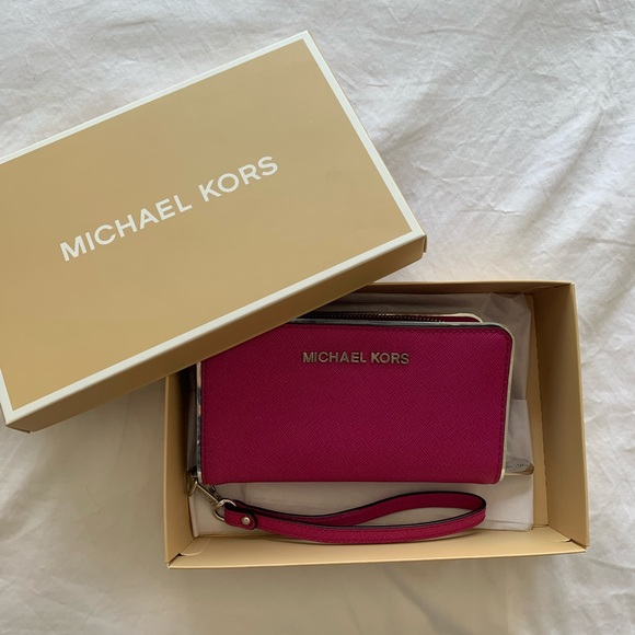 4a9a2a01c213 MICHAEL Michael Kors Accessories | Just Reduced Michael Kors Jet Set ...